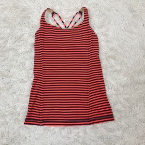 lululemon athletica Tops - Lululemon Free to Be Striped Tank